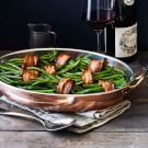 Try the Green Bean Bundles with Bacon and Brown Sugar Recipe on williams-sonoma.com/
