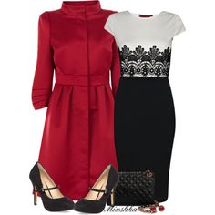"""""""Lace Dress #4"""" by miushka on Polyvore"""