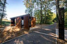 ww1-landscape-memorial-forest-path-Ypres-Belgium-omgeving-landscape-architecture-10 « Landscape Architecture Works | Landezine