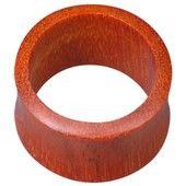Blood Wood Flesh Tunnel. Buy now at www.bodyjewelrypiercing.com #fleshtunnels #plugs #fleshplugs #bodyjewelry #bodypiercing #piercingjewelry #piercingfashion