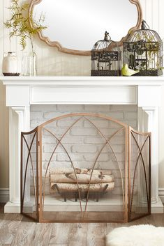 15 Mantel Decor Ideas for Above Your Fireplace - Overstock.com