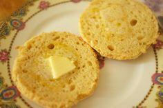 recette sans gluten de muffins anglais: farines sans gluten, lait, levure boulangère sans gluten