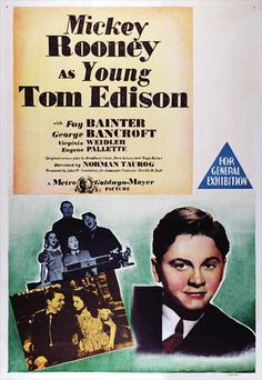 Inventor Thomas Edison's boyhood is chronicled and shows him as a lad whose early inventions and scientific experiments usually end up causing disastrous results. Description from vioozmoviesonline.com. I searched for this on bing.com/images