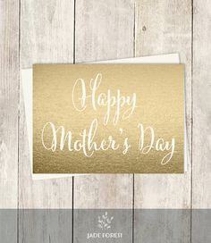 10 off with coupon code pin10 pastel thank you card diy 10 off with coupon code pin10 mothers day card gold card diy fandeluxe Choice Image
