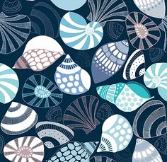 Jocelyn Proust Designs, pattern design | NATURE/ORGANIC