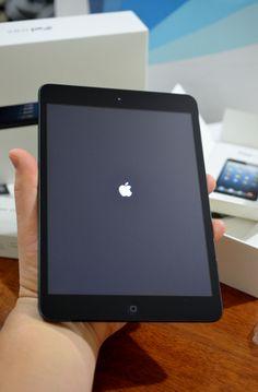 November 2012: #iPad #Mini #Apple