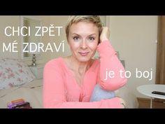 Moje zdravotní trápení - YouTube Youtube, Beauty, Instagram, Beauty Illustration, Youtubers, Youtube Movies