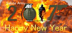 Happy NEW Year 2018 Images Status Quotes for Indian Army Cards, Messages, SMS, Greetings, animated images for Indian army. Happy New Year Images, Happy New Year 2018, New Year 2017, Indian Army Wallpapers, Best Quotes Of All Time, Army Quotes, New Year Wallpaper, Whatsapp Dp Images, Romantic