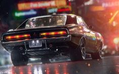 Dodge Charger Rt, Auto Retro, Retro Cars, Dodge Challenger Hellcat, Suv Cars, Futuristic Cars, Car Ford, Performance Cars, Car Wallpapers