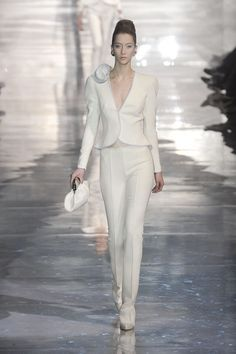 Armani Privé at Couture Spring 2010
