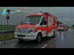 [2 Verletzte nach Unfall] [ER]