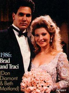 Brad & Traci's wedding. I loved Traci on this show!