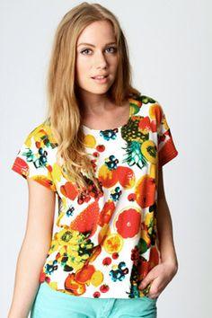 Fruit T-shirt...Yum!