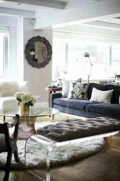 Living Rooms | Rue. living room. home decor and interior decorating ideas.