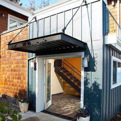 Modern Home Awning Design Ideas