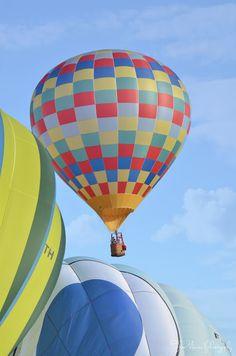 Tara Goes Europe: Lorraine Mondial Air Ballon Festival: 2015   Hot air balloons, France