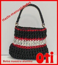 Precioso bolso de Oti, ¡gran trabajo!