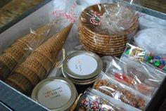 Kit para helados