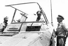 Field Marshal Erwin Rommel Afrika Corps, Erwin Rommel, Field Marshal, Italian Army, Nuclear War, North Africa, The Prestige, Wwii, Military