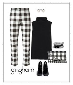 """""""Gingham"""" by patricia-dimmick on Polyvore"""