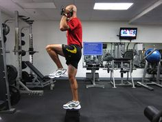 Single-leg exercises can reduce muscle imbalances, improve coordination and make you a more powerful cyclists. Here are eight exercises perfect for your offseason strength-training routine.
