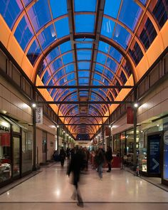 Gloucester Arcade, Gloucester Road, Foundry/acdc