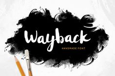 Wayback by vuuuds on Creative Market