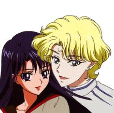 Rei & Jadeite  from Photo sketch book in Blu-ray.