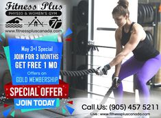 Gold Membership Plan, Gym in Brampton Beauty Spa, 4 Months, Join, Events, Gym, How To Plan, News, Fitness, Free