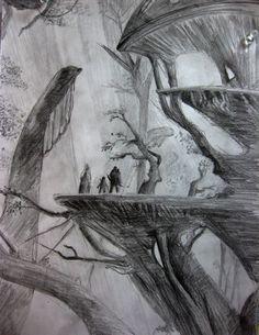światy fantastyczne :) www.rysunekdladzieci.pl