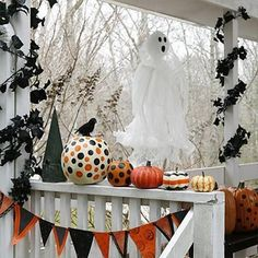 recycled crafts for kids and eco friendly halloween decorating ideas