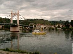 Pont suspendu condrieu 24