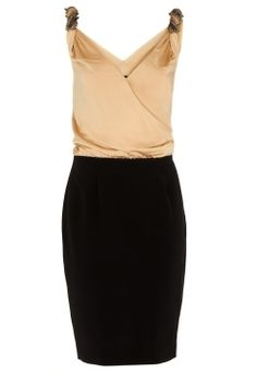 Delora Embellished Silk-Blend Dress by Bastyan | Buy from Bastyan online at London Boutiques