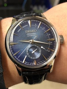 [Seiko] SARY087 Cocktail Time LE Starlight http://ift.tt/2jm5V2T