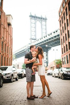 Brooklyn family photos by Nicki Sebastian | 100 Layer Cakelet #family #portraits #newyork