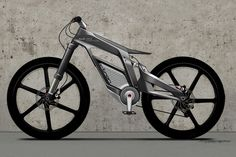 Who wouldn't want this? The Audi e-bike Worthersee