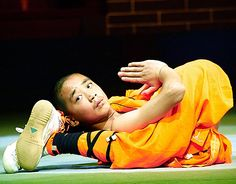 Highly trained Shaolin monks show their Kung Fu skills every night at the Red Theatre stage in Beijing. The aim is to teach Buddhist teachings through the excitement of Chinese martial arts and theater play. Check it out.