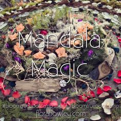 Mandala Magic #bloomtruebootcamp
