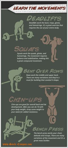 How to Build Muscles - Tips For Beginners