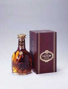 Camus Sélection de la Maison. Cognac. Memento Linea