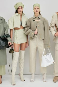 Jacquemus Fall 2020 Men's Fashion Show Backstage | The Impression