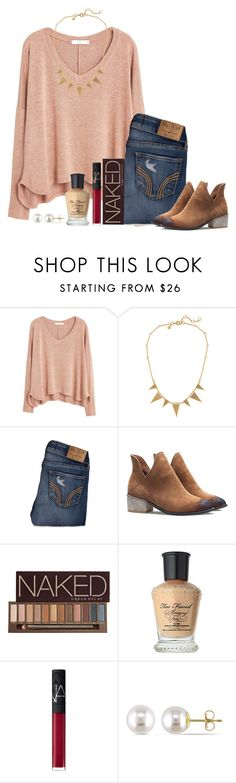 """i love you to the moon and back. but i'd go father of you asked."" by ellababy13 ❤ liked on Polyvore featuring moda, MANGO, J.Crew, Hollister Co., Urban Decay, Too Faced Cosmetics, NARS Cosmetics, Miadora, women's clothing e women's fashion"