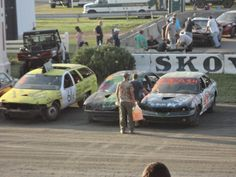 Monday Nights Wild Demolition Derby that you can see for free by double clicking the picture. Demolition Derby Cars, Crash Bash, Summer Goals, Destruction, Sport, Fun, Deporte, Fin Fun, Sports