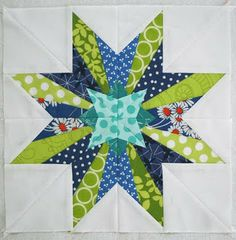 originally in carol Doaks book 50 fabulous paper pieced stars. Must find this book