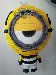 #Piñata #Minion #Mel #MiVillanoFavorito3 en lo personal a todo #VivaPiñataFactory nos gustó está tercer entrega. Y a sus pequñ@s que les pareció?