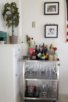 bars for apartments how to artfully arrange a bar cart bar carts bar