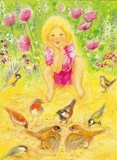 Marjan van Zeyl - Wat een mooie vogeltjes