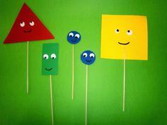 Maria Montessori, Art For Kids, Triangle, Shapes, Logos, Maths, Geometric Fashion, Early Education, Creativity