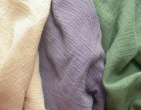 Cotton Crinkle Gauze FabricCotton Crinkle Gauze Fabric