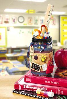Teacher Jar ... cute!